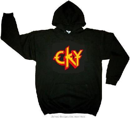 Cky hoodie